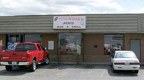 Touchdown Club Bar & Grill
